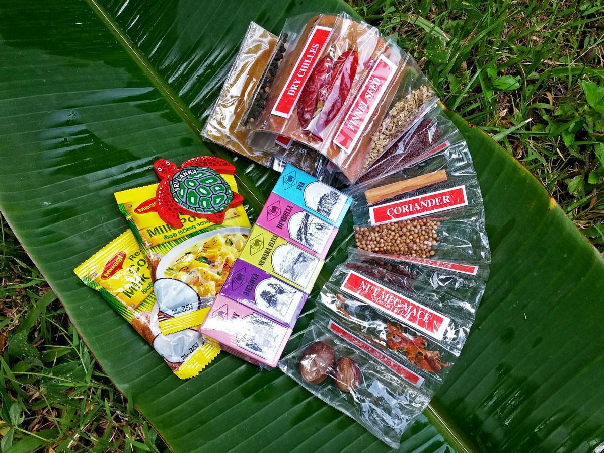 Заказать уникальный подарок из Шри-Ланки